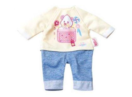 My Little Baby Born Oblečení Easy Fit - Modré kalhoty
