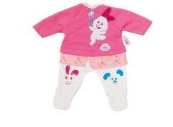 My little Baby Born Oblečení Komplet Růžové