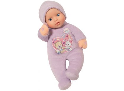 My little Baby Born Panenka First Love s písničkou
