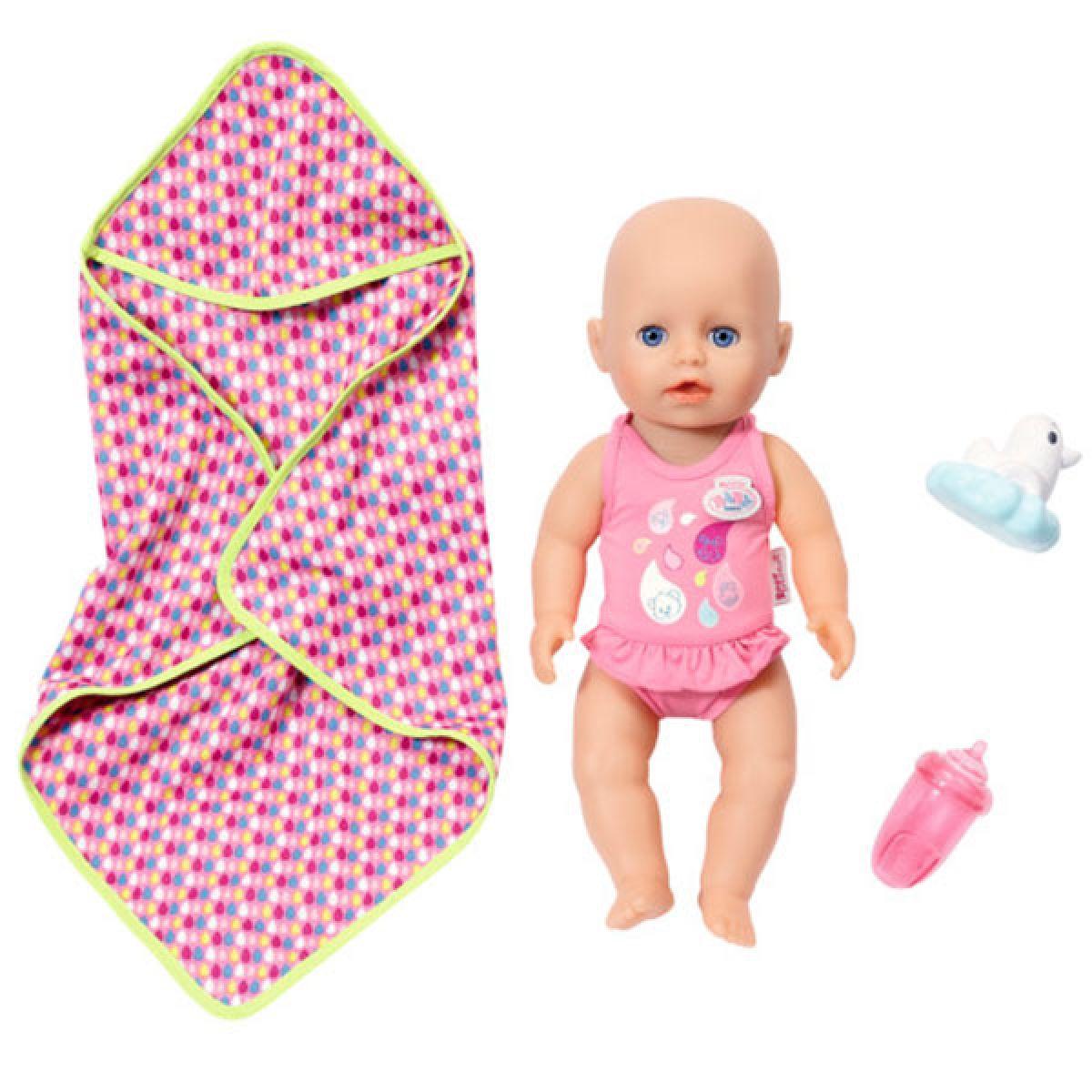 My Little Baby Born panenka na koupání