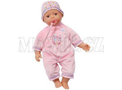 My little Baby born Panenka růžová 32 cm