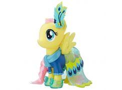My Little Pony 15cm poník s doplňky a převleky Fluttershy