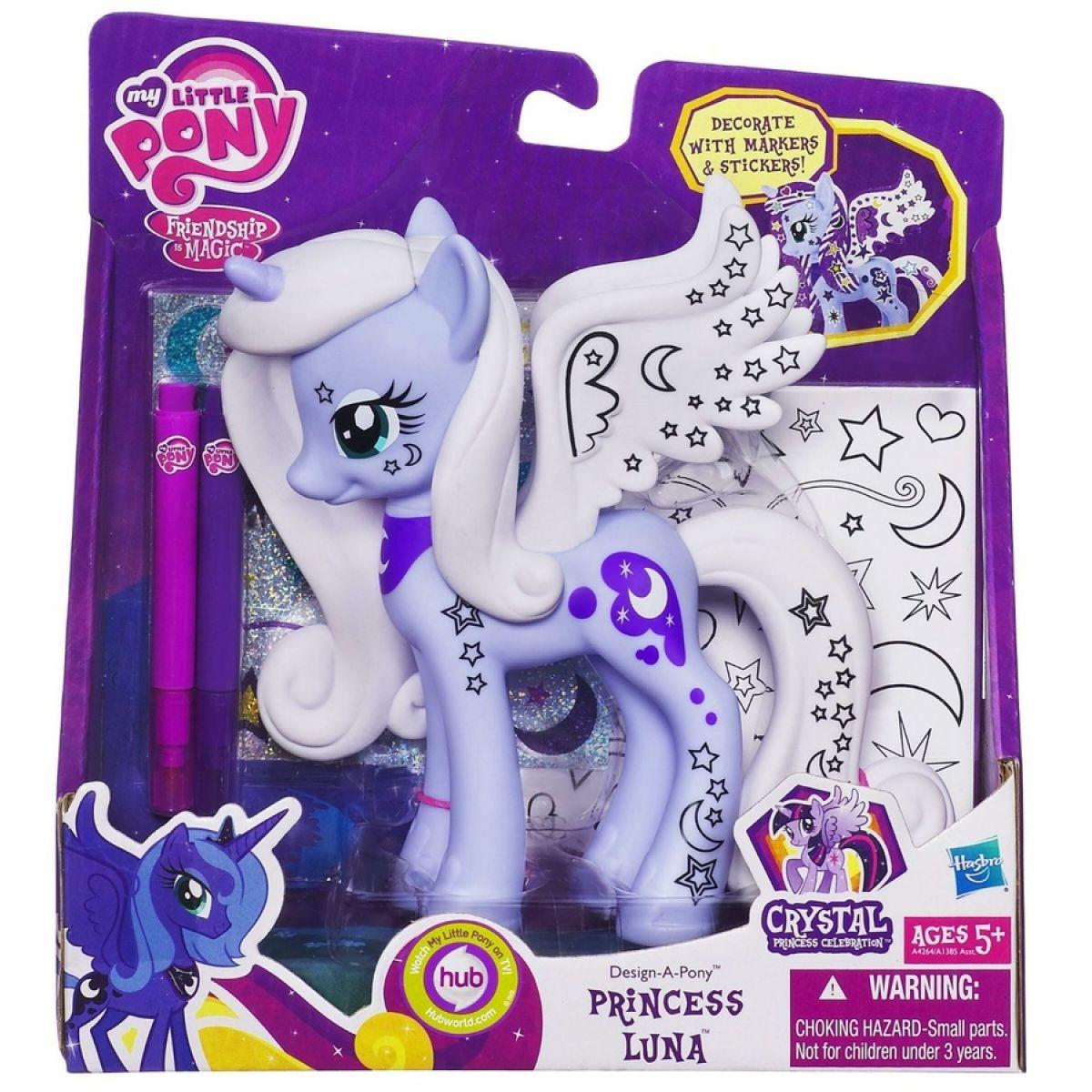 My Little Pony Dekorativní koník - Princess Luna