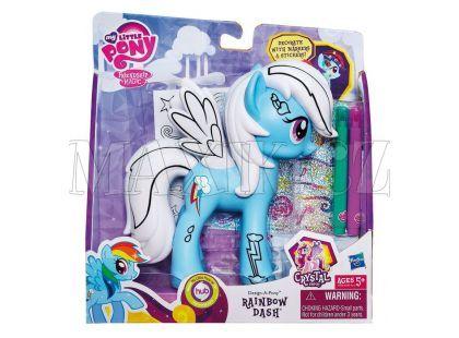 My Little Pony Dekorativní koník - Rainbow Dash