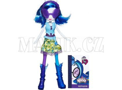 My Little Pony Equestria Girls - DJ Pon-3