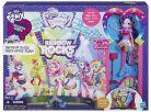 My Little Pony Equestria Girls jeviště hrací set 2