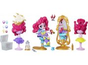 My Little Pony Equestria Girls Minis Hrací set Kadeřnický salón Piknie Pie