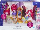 My Little Pony Equestria Girls Minis Hrací set Kadeřnický salón Piknie Pie 2
