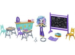 My Little Pony Equestria Girls Minis Hrací set Škola učitelka Celestia
