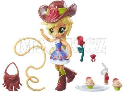 My Little Pony Equestria Girls Minis Malé panenky s doplňky - Applejack