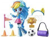 My Little Pony Equestria Girls Minis Malé panenky s doplňky - Rainbow Dash