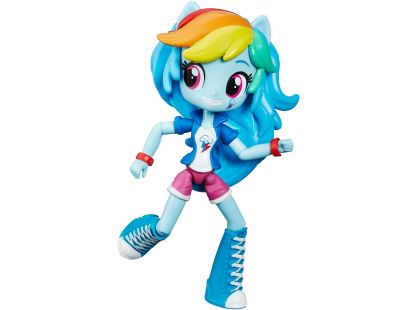 My Little Pony Equestria Girls Minis Malé panenky - Rainbow Dash