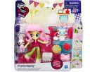 My Little Pony Equestria Girls Minis Malé panenky s doplňky - Fluttershy 3