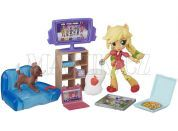 My Little Pony Equestria Girls Minis Tematický hrací set - Applejack