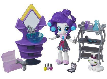 My Little Pony Equestria Girls Minis Tematický hrací set - Rarity