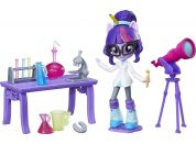 My Little Pony Equestria Girls Minis Tematický hrací set Twilight Sparkle
