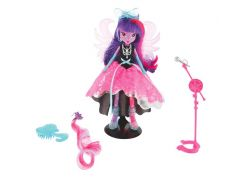 My Little Pony Equestria Girls módní Twilight Sparkle