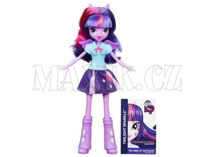 My Little Pony Equestria Girls na každý den - Twilight Sparkle