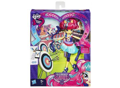 My Little Pony Equestria Girls Shadowbolts Sportovní panenky - Sour Sweet