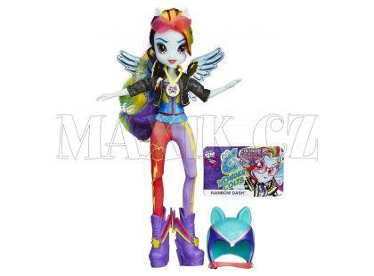 My Little Pony Equestria Girls Sportovní panenky - Rainbow Dash