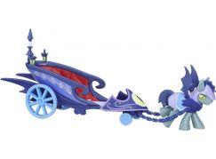 My Little Pony Friendship Is Magic Sběratelský set - Moonlight Chariot