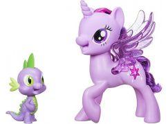 My Little Pony Hrací set se zpívající - Twilight Sparkle a Spikem