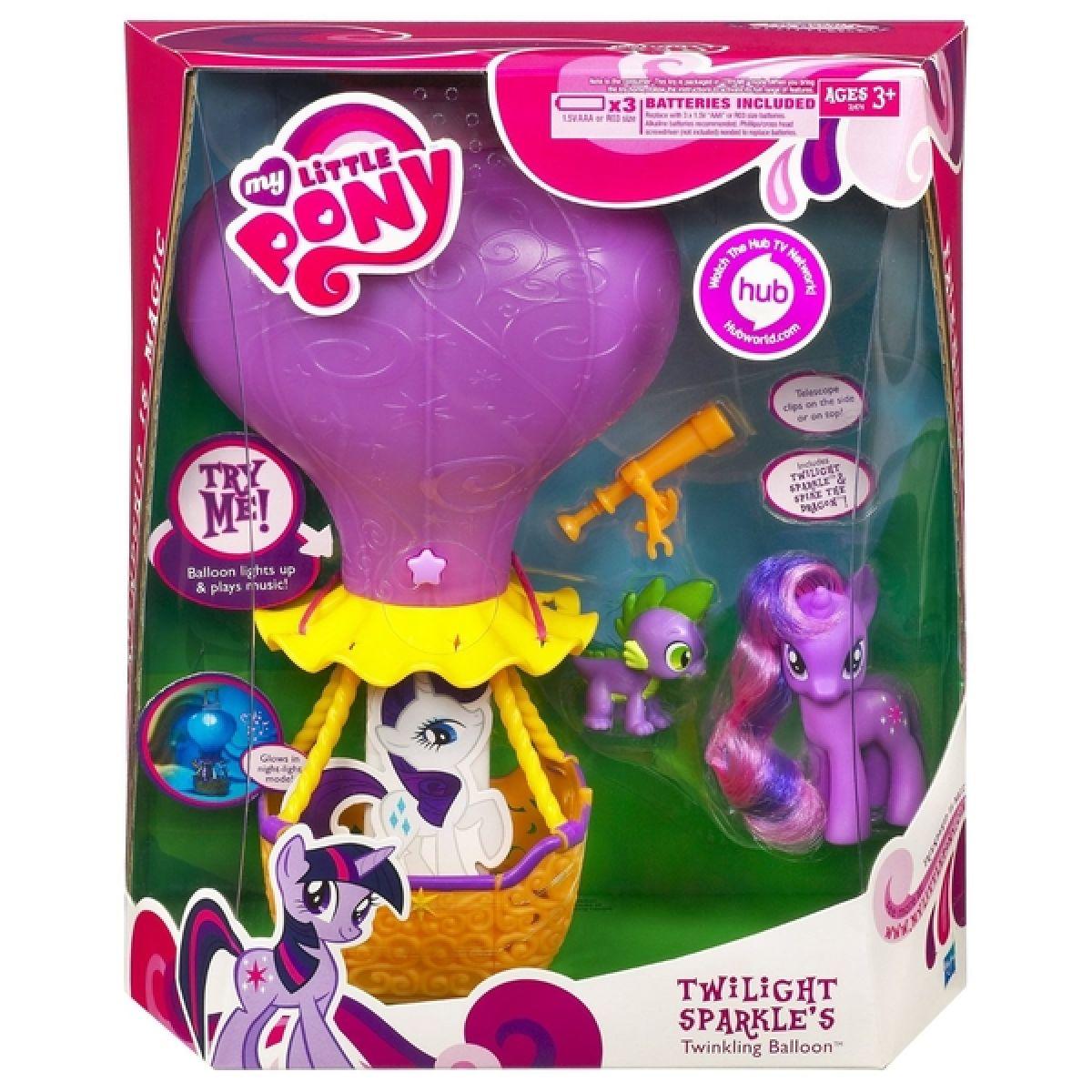 My Little Pony Létající balón Hasbro 21474