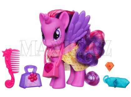 My Little Pony Módní poník s kadeřnickými doplňky - Twilight Sparkle