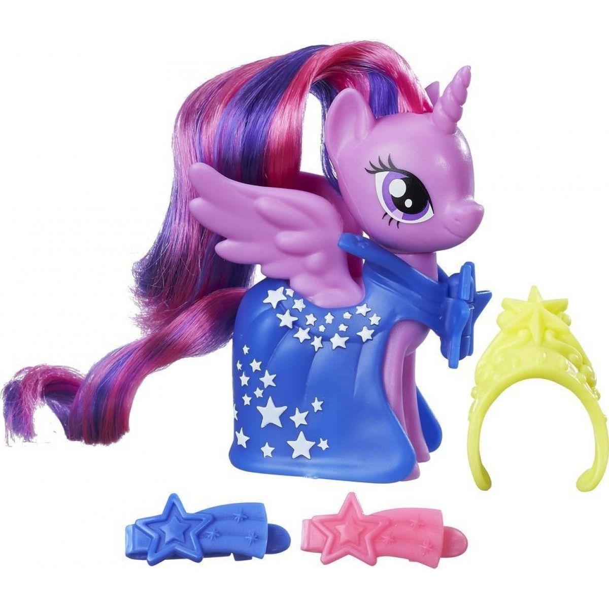 My Little Pony Modní poník B8810 Twilight Sparkle