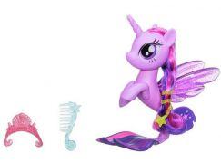My Little Pony Mořský poník 15cm s módními doplňky Twilight Sparkle