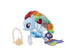 My Little Pony Mořský poník měnící barvu Rainbow Dash