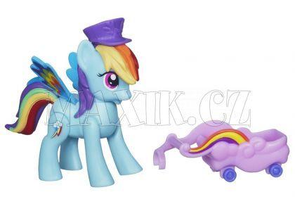 My Little Pony Poníci s pohybem - Rainbow Dash