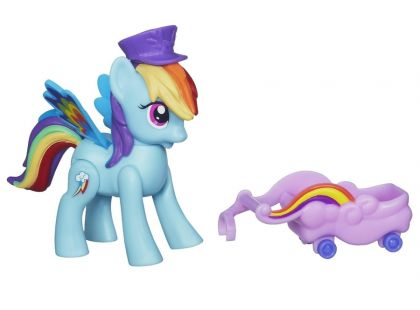 My Little Pony Poníci s pohybem - Rainbow Dash