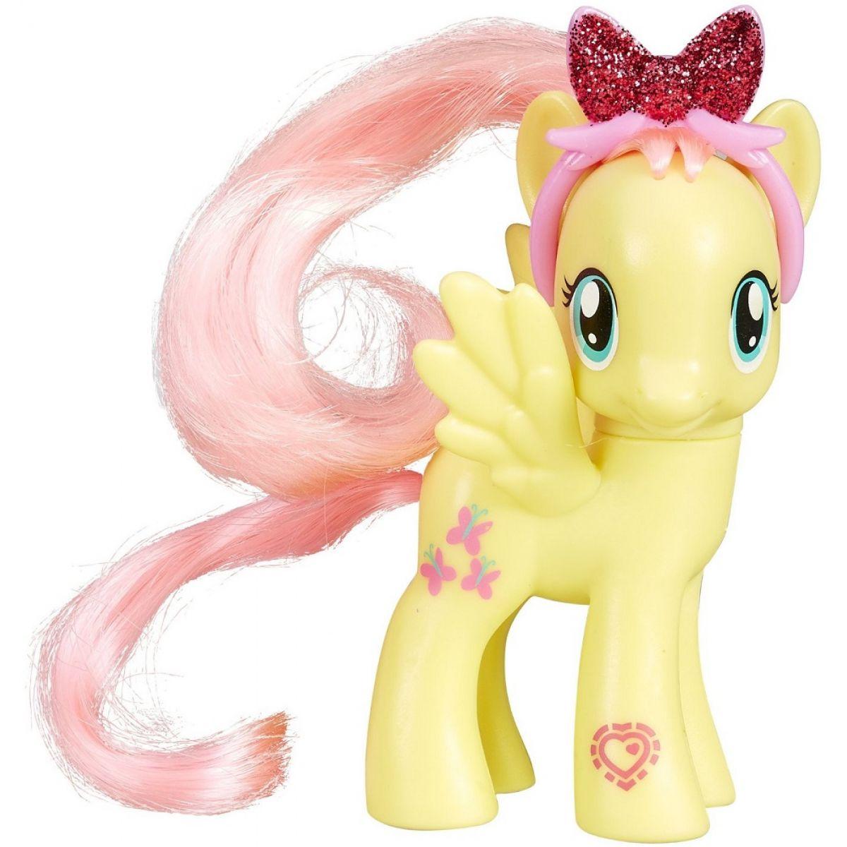 My Little Pony Poník s doplňkem - Fluttershy