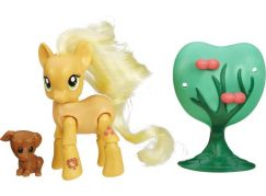 My Little Pony Poník s kamarádem a doplňky - AppleJack