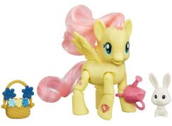 My Little Pony Poník s kamarádem a doplňky - Fluttershy