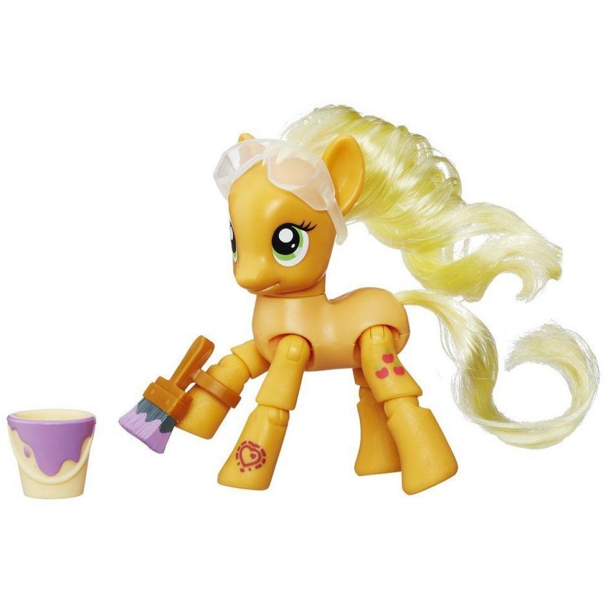 My Little Pony Poník s kloubovými body - Applejack