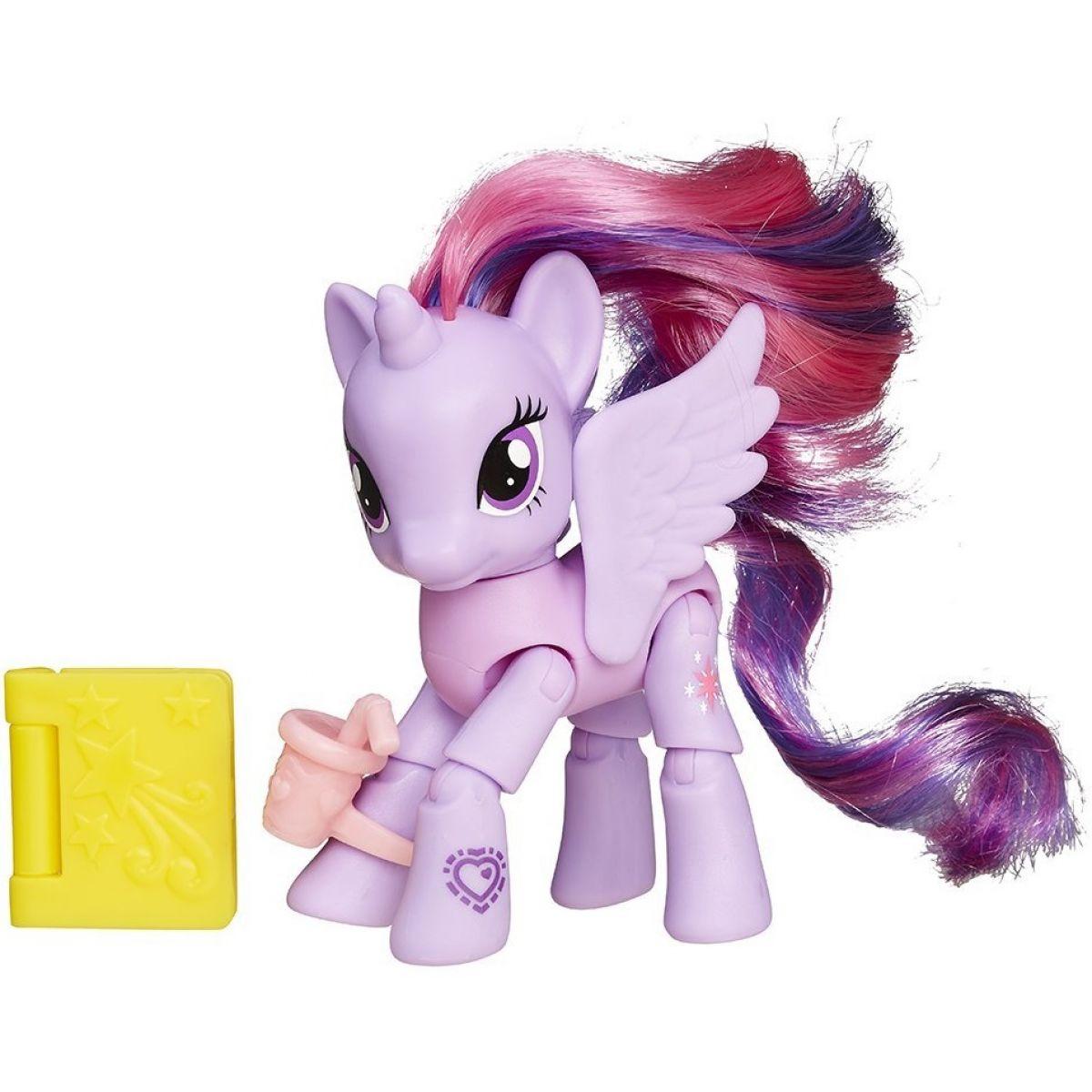 My Little Pony Poník s kloubovými body - Princess Twilight Sparkle