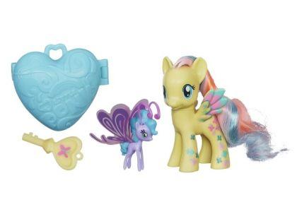 My Little Pony poník s kouzelným klíčem a doplňky - Sea Breezie