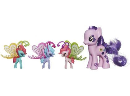 My Little Pony Poník s ozdobenými křídly - Buttonbelle