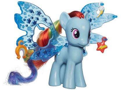 My Little Pony Poník s ozdobenými křídly - Rainbow Dash