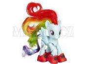 My Little Pony Poník s kloubovými body - Rainbow Dash