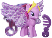My Little Pony Poník s ozdobenými křídly - Princess Twilight Sparkle