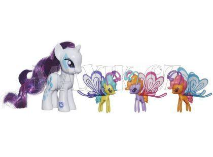 My Little Pony Poník s ozdobenými křídly - Rarity