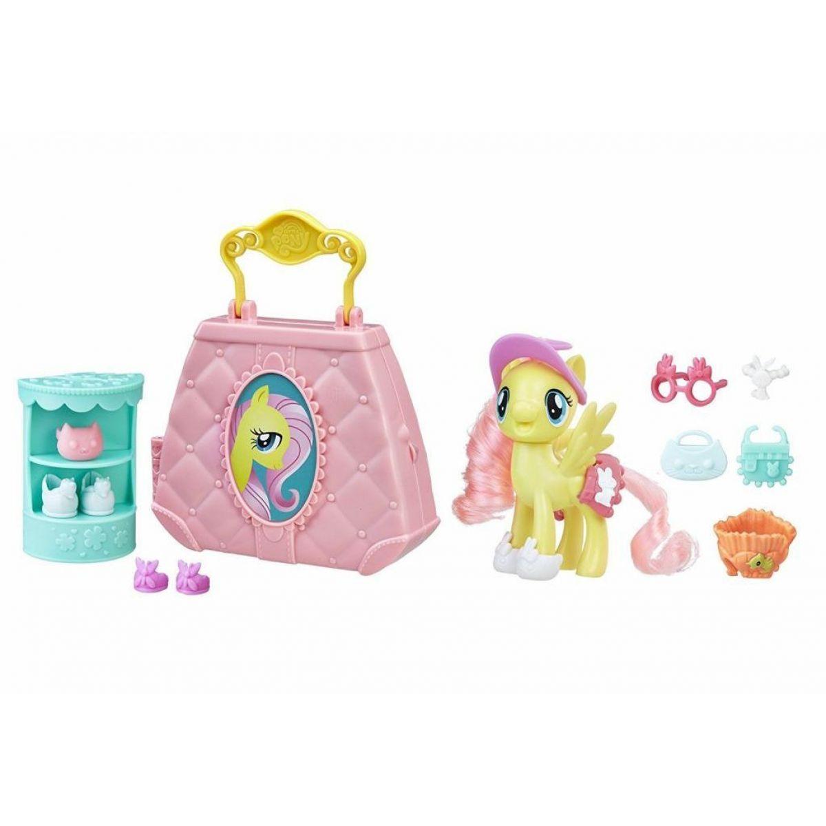 My Little Pony Pony přátelé hrací set zavírací Fluttershy