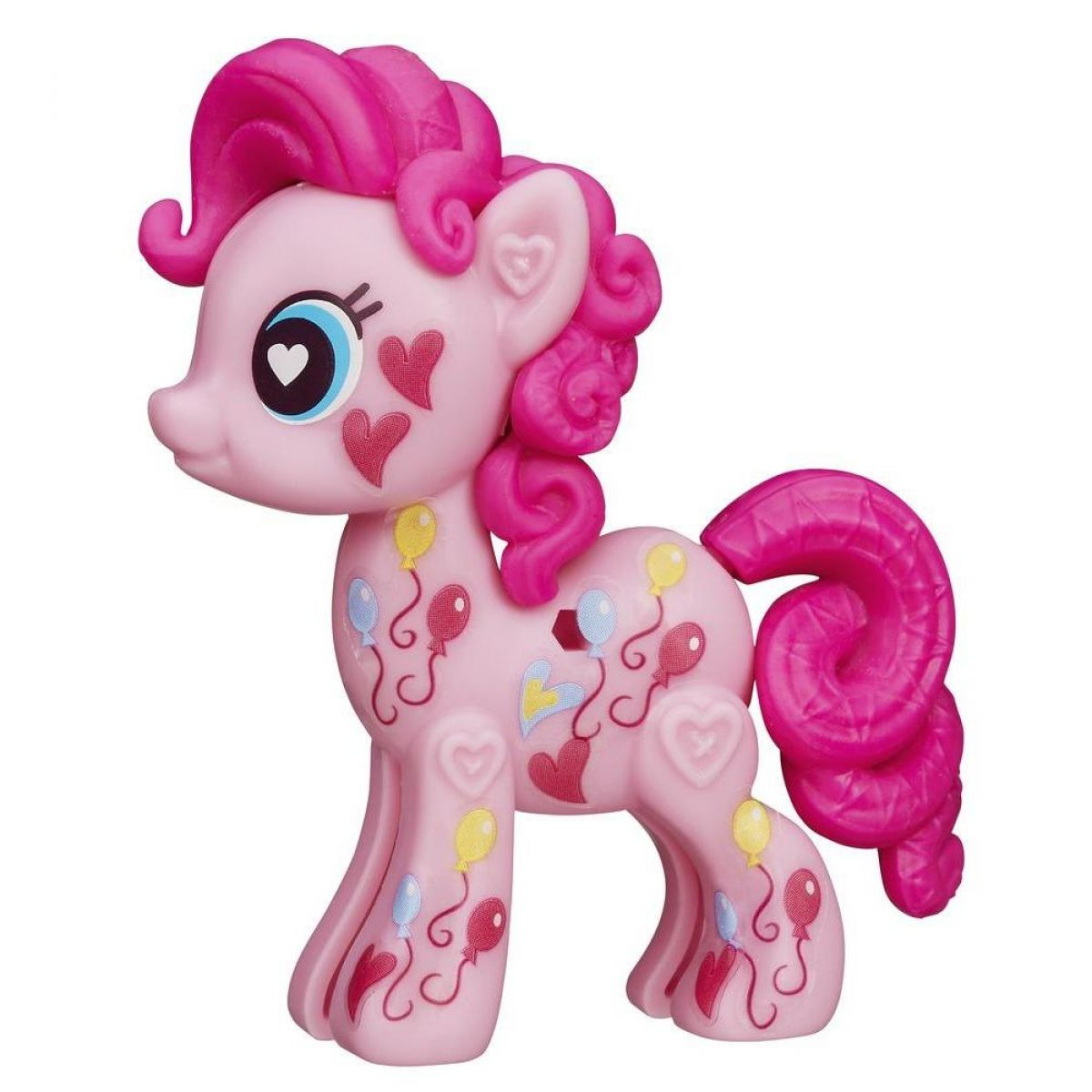 My Little Pony Pop Poník s doplňky na vycházku - Pinkie Pie
