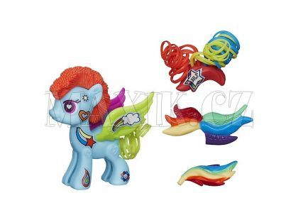 My Little Pony Pop Style Kit - Rainbow Dash