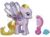 My Little Pony Průhledný poník s třpytkami a doplňkem - Lily Blossom