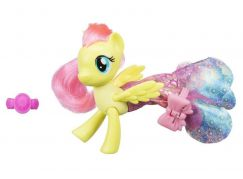 My Little Pony Proměňující se poník 7,5cm s doplňky Fluttershy