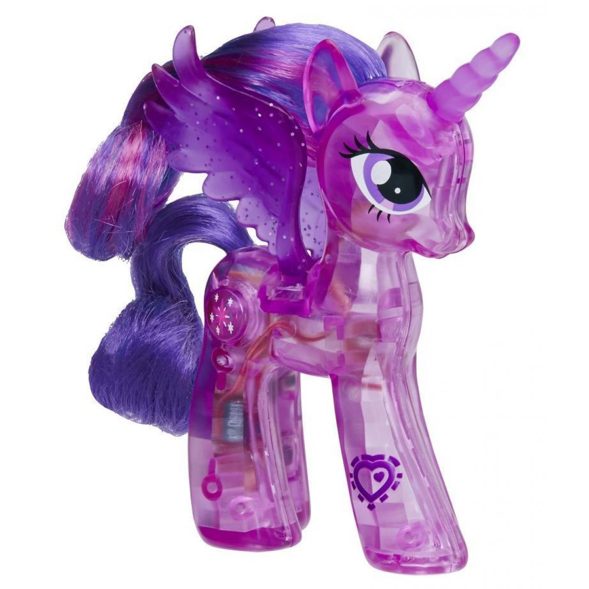 My Little Pony Třpytivá pony princezna - Princess Twilight Sparkle